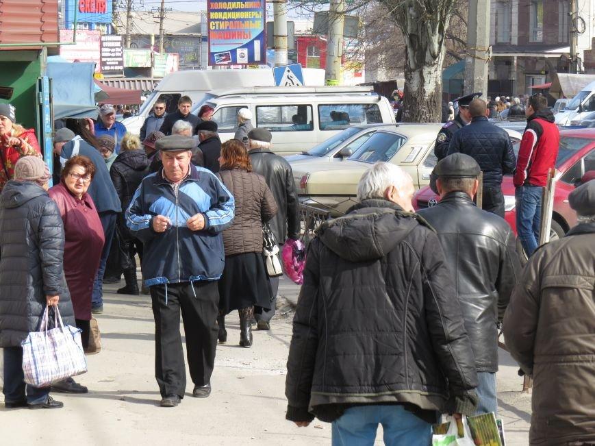 """В Мариуполе торговцы """"блошиного"""" рынка потребовали изгнать с трамвайного кольца конкурентов (ФОТО+ВИДЕО), фото-4"""
