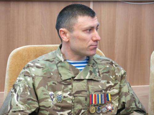 Троих сумчан наградили «За оборону Донецкого аэропорта» (фото) - фото 1
