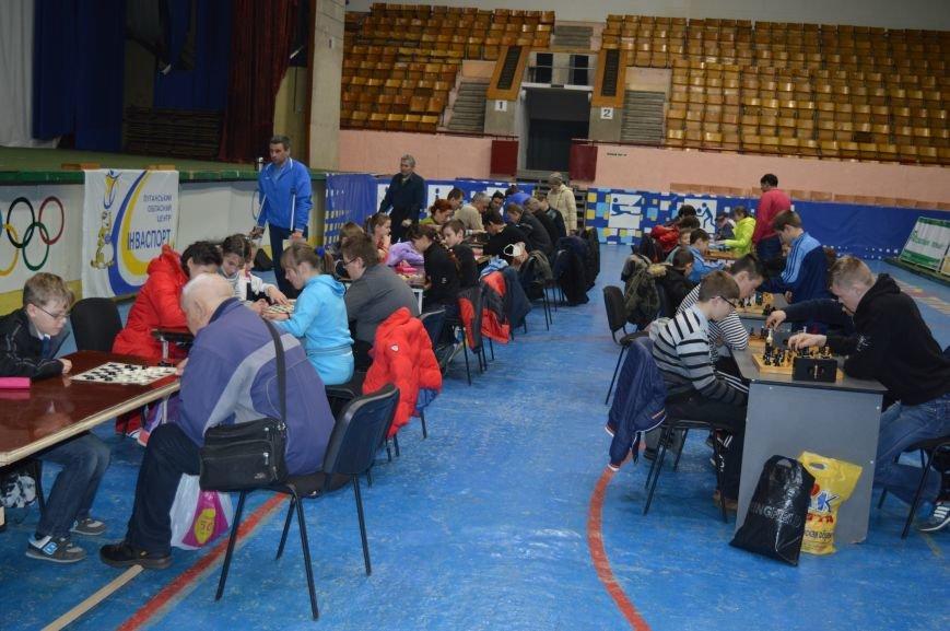 В Северодонецке прошли соревнования по шахматам и шашкам (ФОТО), фото-1