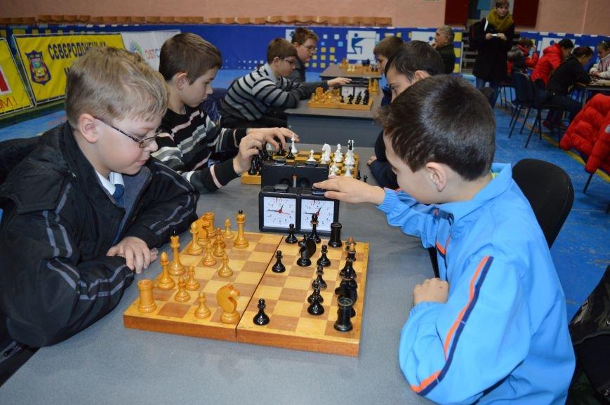 В Северодонецке прошли соревнования по шахматам и шашкам (ФОТО), фото-2