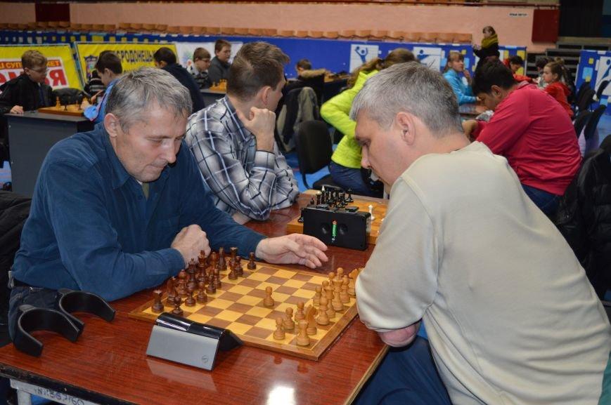 В Северодонецке прошли соревнования по шахматам и шашкам (ФОТО), фото-4