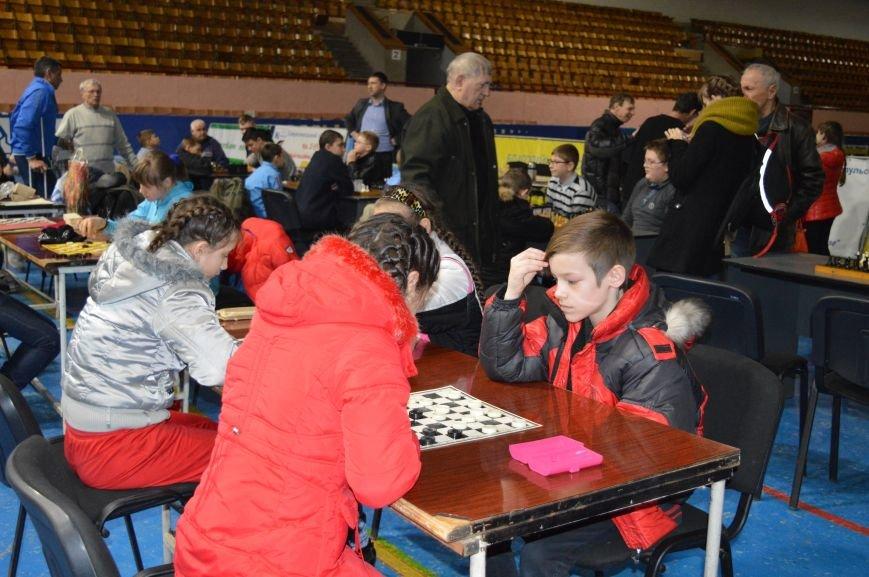 В Северодонецке прошли соревнования по шахматам и шашкам (ФОТО), фото-3