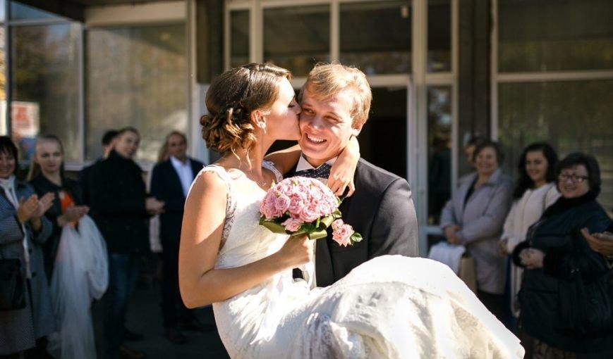 В Мариуполе Дворец бракосочетания зарегистрировал 170 тысяч влюбленных пар, фото-5