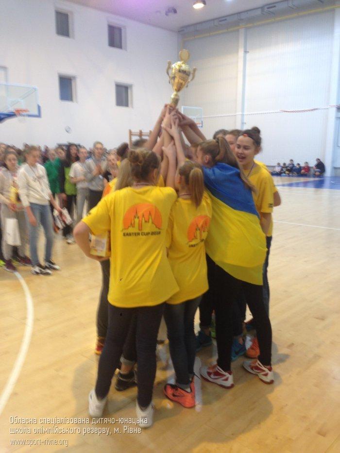 Рівненські баскетболістки перемогли на  «EASTER CUP 2016» (фото) - фото 2