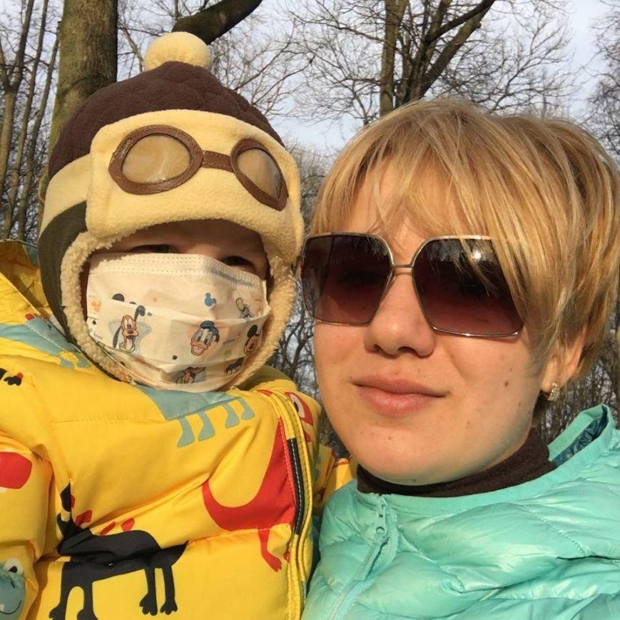 Мама хлопчика, який виготовляв сніговиків, зробила оригінальний подарунок черкаським школярам (ФОТО, ВІДЕО), фото-1