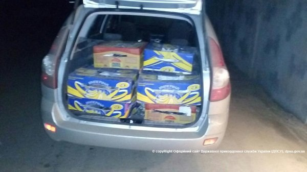 В Луганском регионе мужчина пытался вывезти 85 голубей (ФОТО) (фото) - фото 1