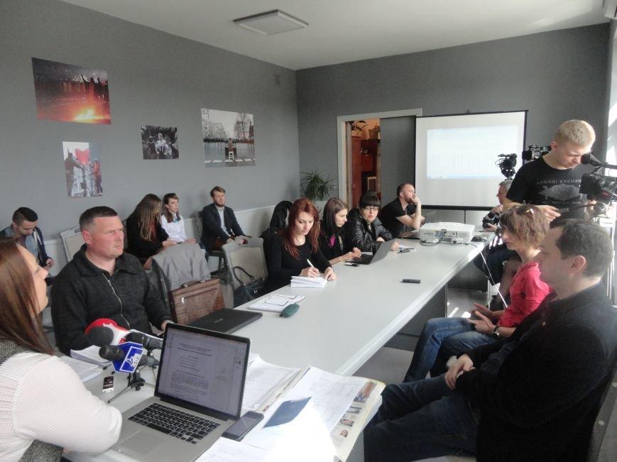 Я проти корупційних схем: Ольга Галабала пояснила журналістам причину свого звільнення (фото) - фото 1