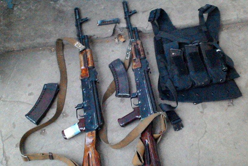 Харьковские Нацгвардейцы в зоне АТО спасли заложника из рук