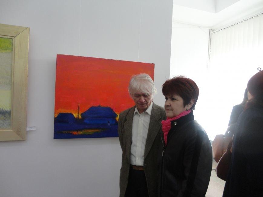 Виставка 30 київський художників у Івано-Франківську (фото) - фото 3