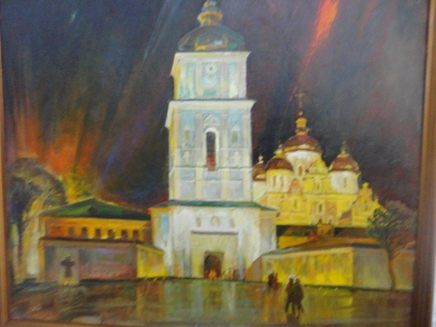 Виставка 30 київський художників у Івано-Франківську (фото) - фото 4