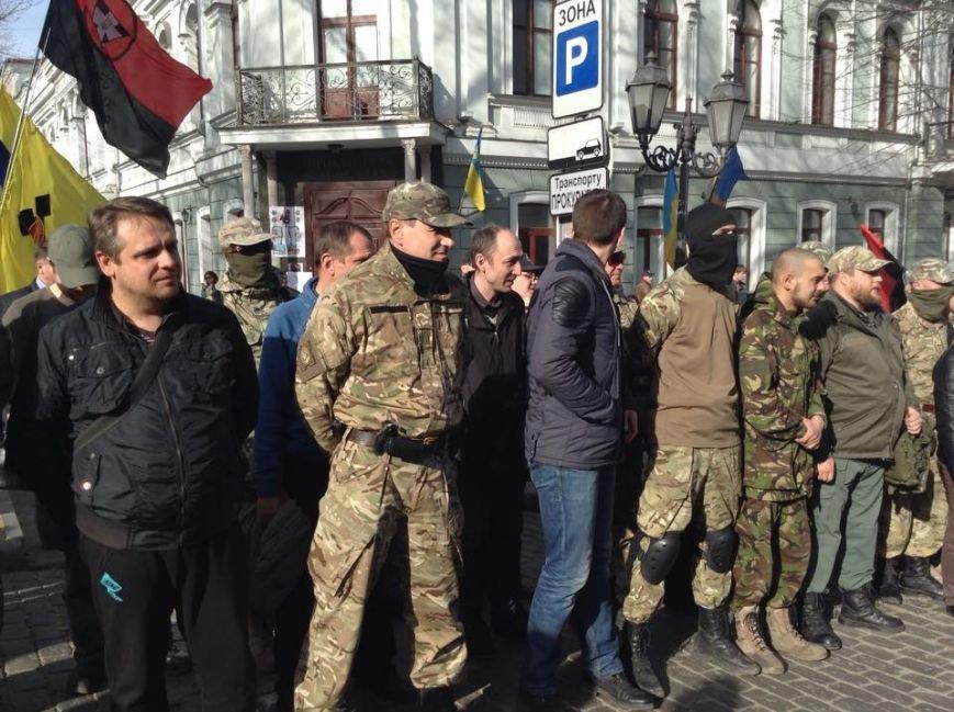 Прокурорский Майдан едет перекрывать трассу