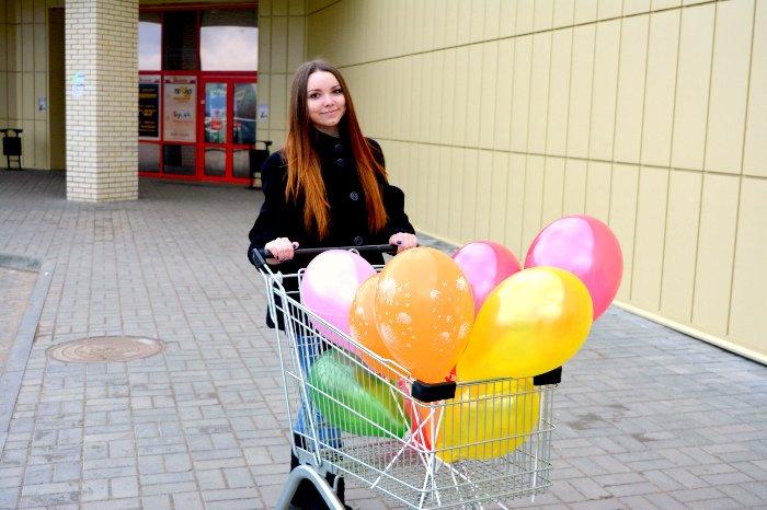 Как в Новополоцке прошла акция разноцветного настроения: смущение, улыбки и удивление, фото-1