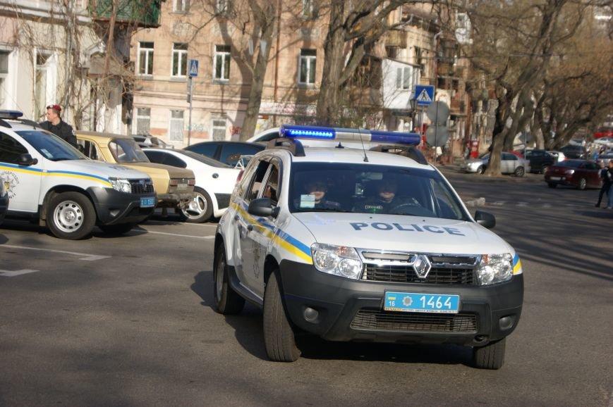 e5e8493096427cc9f89b67ddf5f5553b В Одессу стянули дополнительные силы полиции
