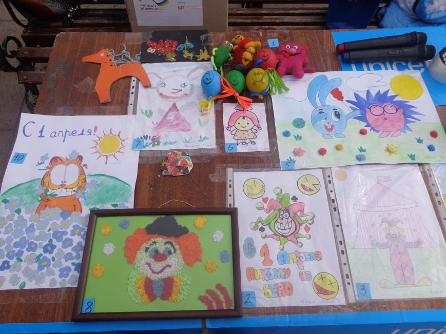 В Красноармейске подвели итоги детского творческого весеннего конкурса (фото) - фото 7