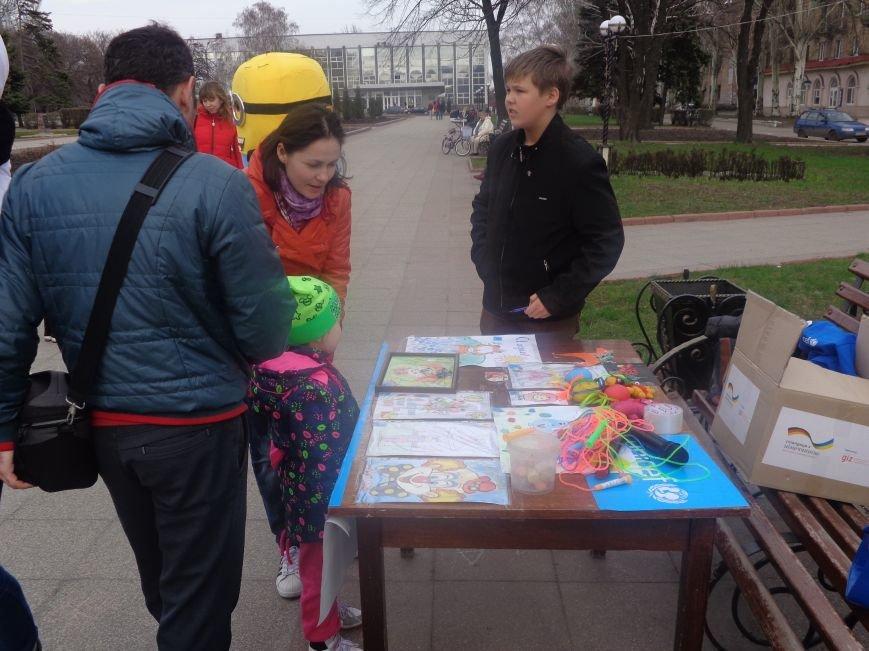 В Красноармейске подвели итоги детского творческого весеннего конкурса (фото) - фото 14