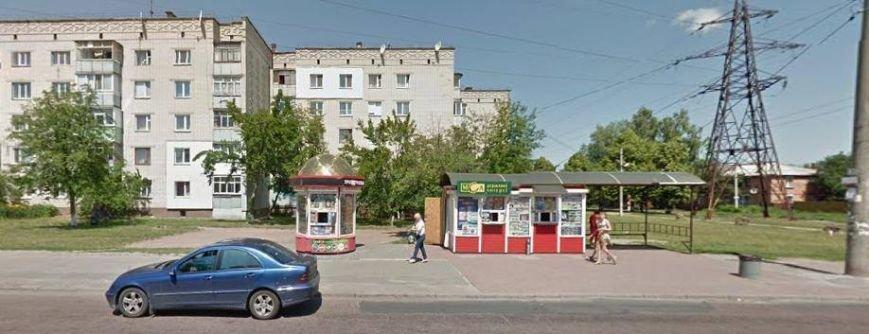 Черниговцы обвинили чиновника в показухе и указали какие киоски надо демонтировать (фото) - фото 3