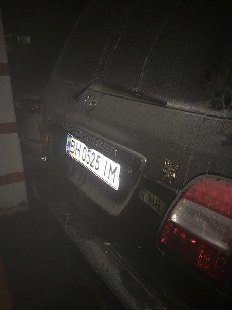 """0fee1236d041b1d4327a74486d601632 В подземном паркинге одесского жилмассива """"Радужный"""" прогремел взрыв"""