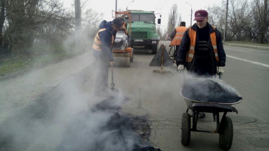 С понедельника в Кременчуге начнут ремонтировать дороги, фото-2