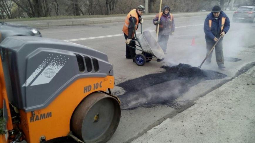 С понедельника в Кременчуге начнут ремонтировать дороги, фото-4