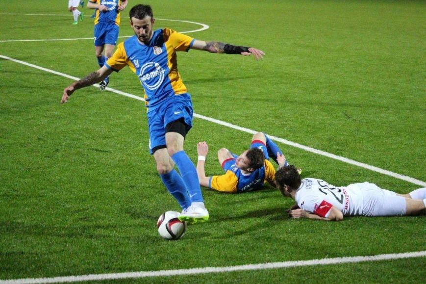 Футбол. «Нафтан» пропустил два безответных мяча от «Ислочи» в матче первого тура (фото) - фото 3