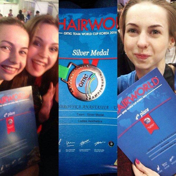 Хмельничанка стала чемпіонкою України з макіяжу (Фото) (фото) - фото 2