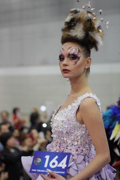 Хмельничанка стала чемпіонкою України з макіяжу (Фото) (фото) - фото 3