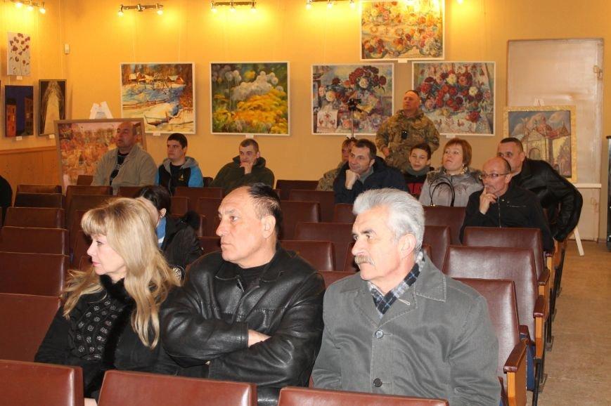 В Бахмуте состоялась премьера фильма об АТО, фото-4