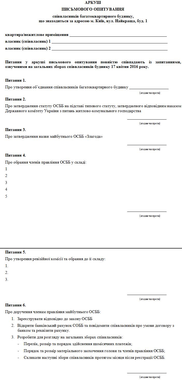 Как жителям Днепродзержинска создать ОСМД (фото) - фото 6