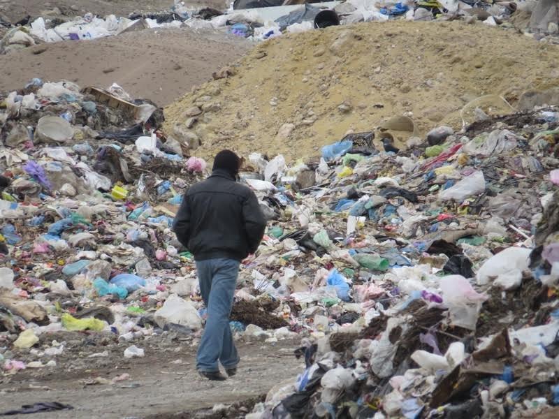 В Мариуполе на полигоне ТБО мусоровоз задавил бездомного (ФОТО), фото-1