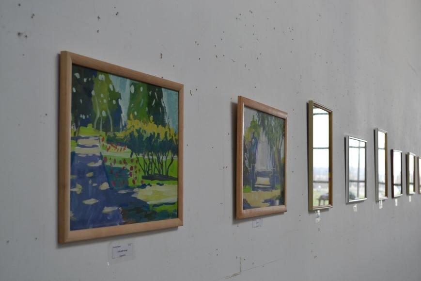 Летний пленэр Марии Весниной: Юная криворожская художница посвятила свои работы родному городу (ФОТО), фото-18
