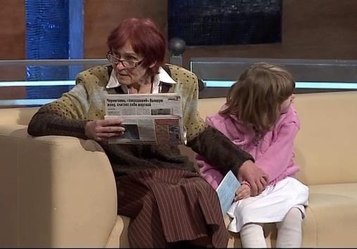 Самую старую маму Украины из Чернигова покажут сегодня по телевизору (фото) - фото 1