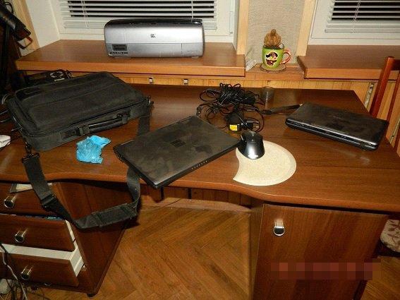 В Киеве квартирный вор спрятался от полицейских в шкафу (ФОТО) (фото) - фото 3