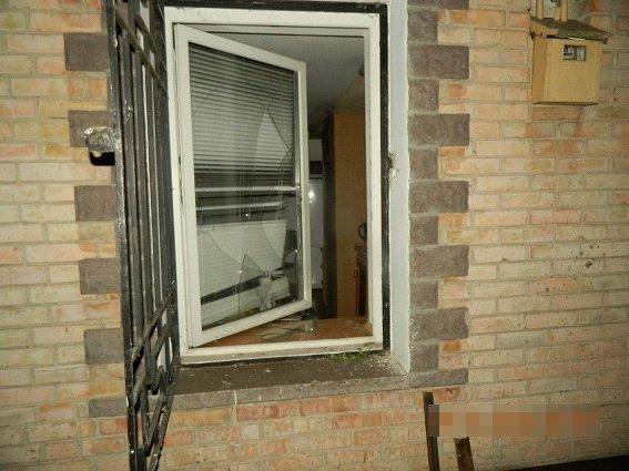 В Киеве квартирный вор спрятался от полицейских в шкафу (ФОТО) (фото) - фото 1