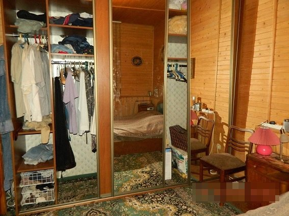 В Киеве квартирный вор спрятался от полицейских в шкафу (ФОТО) (фото) - фото 4