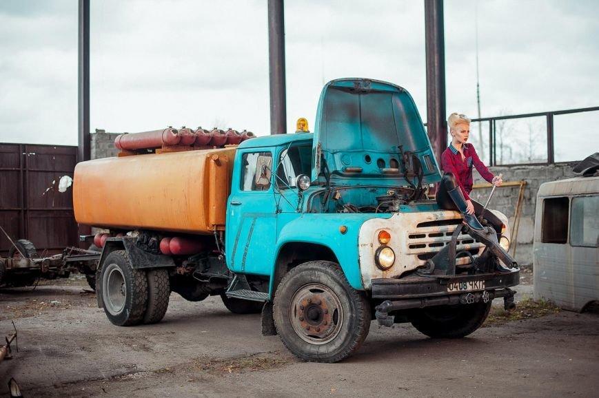 Черкаські красуні присвятили міським дорогам фотопроект (ФОТО), фото-2