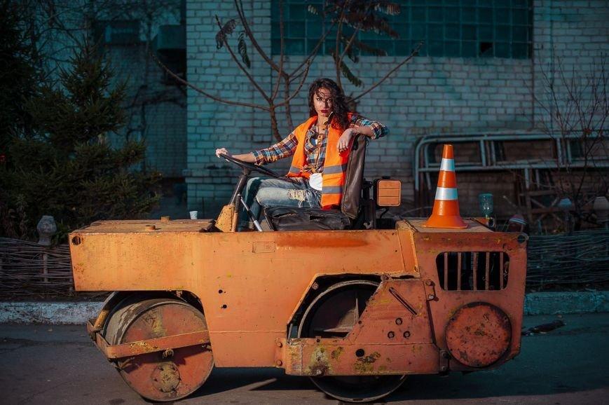 Черкаські красуні присвятили міським дорогам фотопроект (ФОТО), фото-9