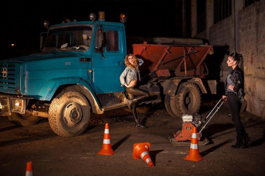 Черкаські красуні присвятили міським дорогам фотопроект (ФОТО), фото-11