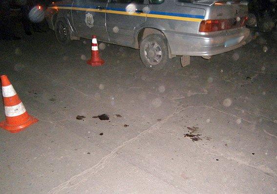 На Хмельниччині поліцейський застосував зброю, щоб припинити правопорушення (Фото) (фото) - фото 1