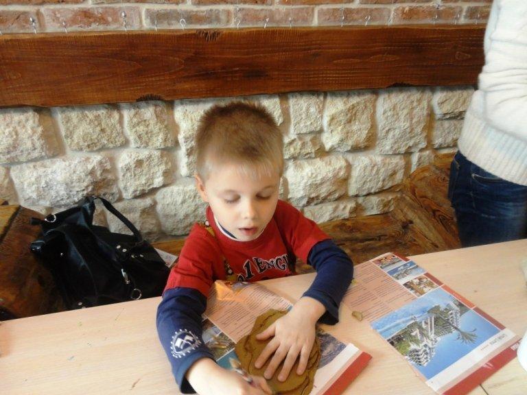 Глиняне диво для дітей (фоторепортаж) (фото) - фото 3