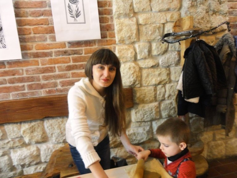 Глиняне диво для дітей (фоторепортаж) (фото) - фото 1