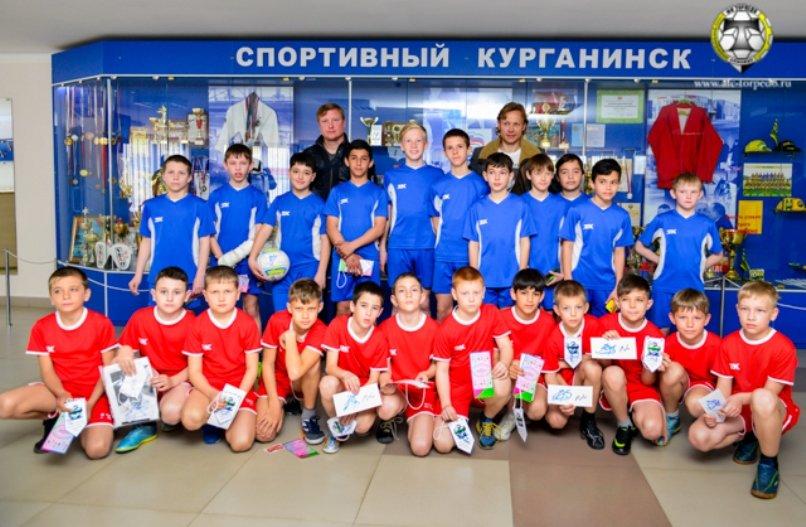 Руководство ФК «Торпедо» Армавир приняло участие в открытии турнира по мини-футболу в Курганинске (фото) - фото 1