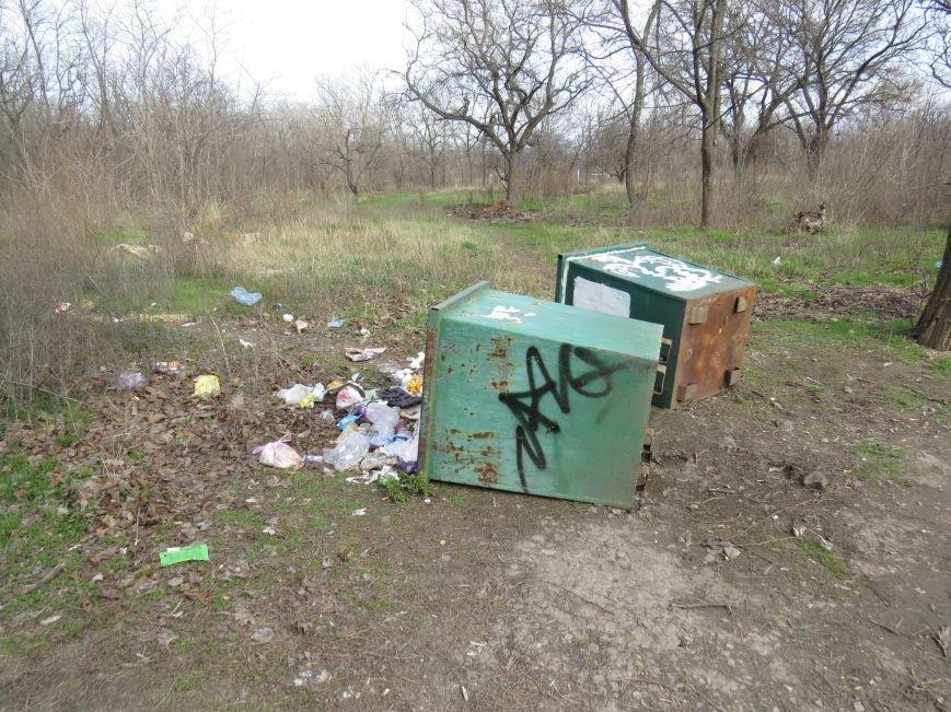 Вандалы начали борьбу против чистоты в городе (ФОТОФАКТ), фото-2