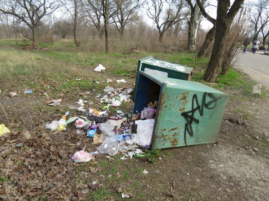 Вандалы начали борьбу против чистоты в городе (ФОТОФАКТ), фото-3