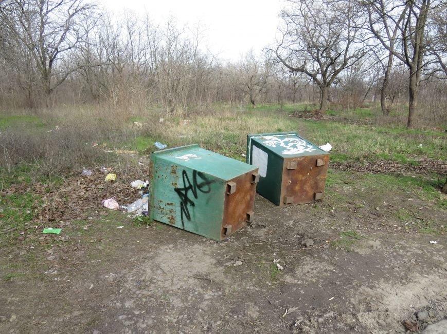 Вандалы начали борьбу против чистоты в городе (ФОТОФАКТ), фото-1