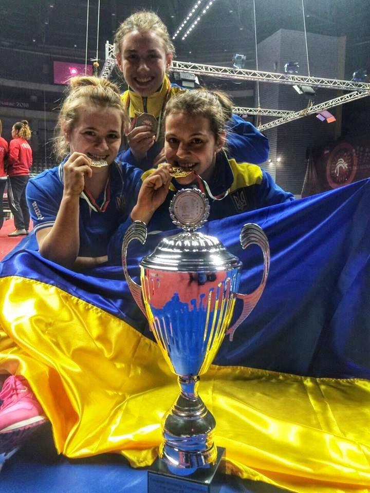 Спортсменки из Херсона стали призерами Чемпионата Европы по спортивной борьбе U-23 (фото) (фото) - фото 2