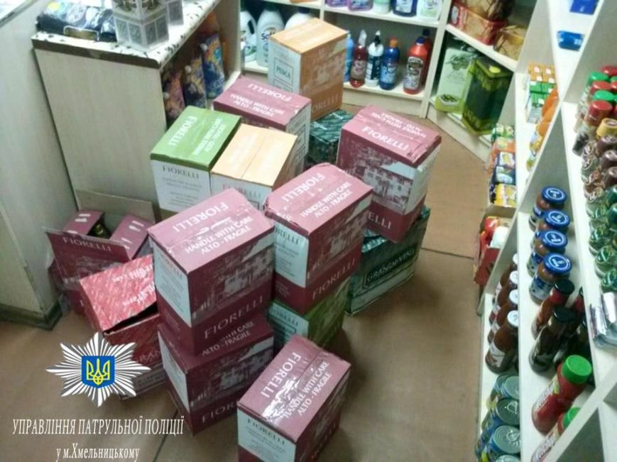 У Хмельницькому нелегально продають алкоголь і в магазинах, і вдома (Фото), фото-2
