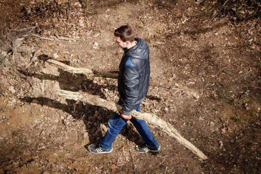 Молодь Рівного готувала зоопарк до відкриття сезону, фото-1