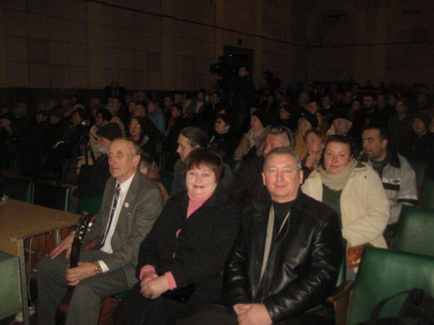 В Бердянске  звучали баян и бандура в честь волонтеров, фото-3