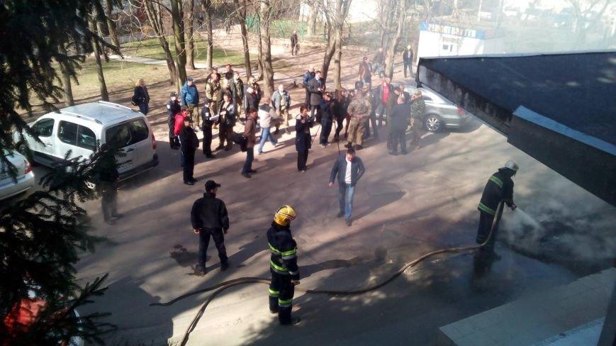 Земельний майдан у Житомирській області (фото) - фото 1