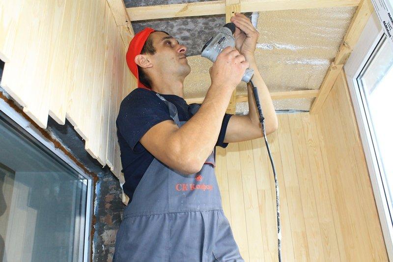 С чего начать ремонт лоджии? Советы СК Комфорт Украина, фото-3